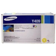 Genuine Samsung Y409 Yellow Toner Cartridge - Clt-y409s