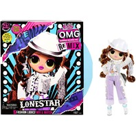 L.o.l. Surprise! 567233 O.m.g. Remix Lonestar Fashion Doll