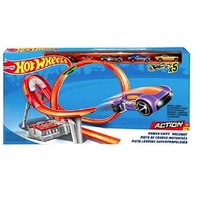 Mattel Canada Inc 50571 Hot Wheels Power Shift Raceway Track Set