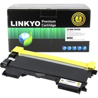 Linkyo Compatible Replacement Brother  Toner Cartridge (Black)