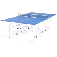 JOOLA Indoor 15mm Ping Pong Table with Quick Clamp Ping Pong Net Set