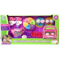 Leapfrog Musical Rainbow Tea Party Deluxe - French Version