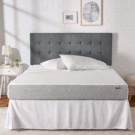 Amazon Basics 8-Inch Memory Foam Mattress - Soft Plush Feel, King