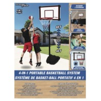 Future Stars 4 In 1 Basketball System