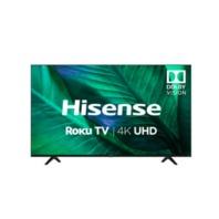 "Hisense 58"" Class 4K Ultra HD Roku Smart TV (58R6009)"