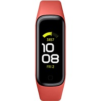 Samsung Galaxy Fit 2 Bluetooth Fitness Tracking Smart Band – Scarlet