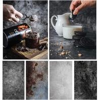 Bcolor Food Photography Backdrop Paper Concrete 2 Pack