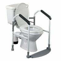 Homecraft - 41785 Buckingham Foldaway Padded Toilet Grab Bars