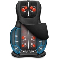 Snailax Full Body Massage Chair Pad - With Heat & Air Compress