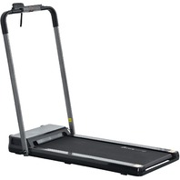 Willy Under Desk Electric Treadmill, Touchable LED Display And Remote