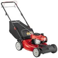 Troy-Bilt 7820228 21 in. 140 cc Self-Propelled Mulching Capability Lawn Mower