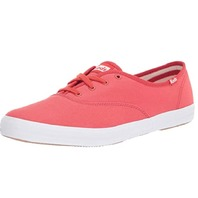 Aurora Red size 6 Keds Women's Champion Breton Sneakers
