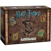 HARRY POTTER HOGWARTS BATTLE. A Cooperative Deck-Building Game