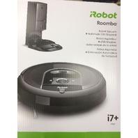 Irobot Roomba I7  Robot Vacuum With Automatic Dirt Disposal-Empties Itself