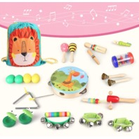Toddler Musical Instruments Toys, 23PCS