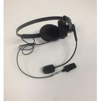 Accutone Telephone Headset Binaural with QD Connector ZE-WB610-QDS