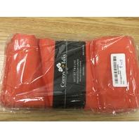 """Cloth Napkins Set of 12 Cotton - 18"""" X 18""""Ruct colour"""