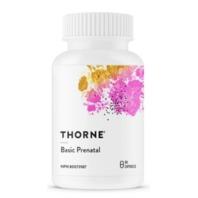 Thorne Research Basic Prenatal Multivitamins