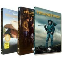 Yellowstone Seasons 1-3 DVD (12-Disc Set)