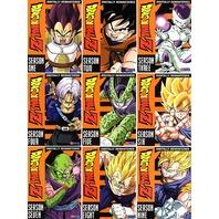 Dragon Ball Z 1-9