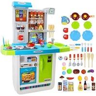 My Little Chef Kitchen Playset (Blue)