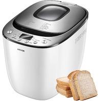 [2020 Upgraded] Automatic Bread Maker Aicook, 2lb Programmable Bread Machine