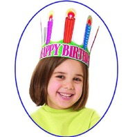 Happy Birthday Crowns for students 36