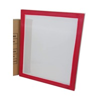 20 X 24 Inch Pre-Stretched Aluminum Silk Screen Printing Frames (2 Pack)