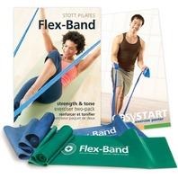 Flex-bands 2-pack (dvd)