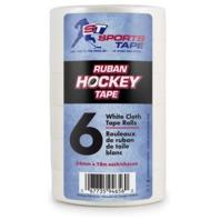 SportsTape Hockey Tape - 6 Roll Multipack