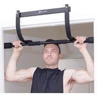 Prosource Multi-Grip Lite Chin-Up/ Pull-Up Bar, Black