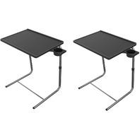 Adjustable Tv Trays - (2 Pack)