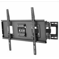 "Dynex™ - Dynex 47""-70"" Full Motion TV Wall Mount - Black"