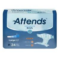 Attends Advanced Briefs Lg/XL