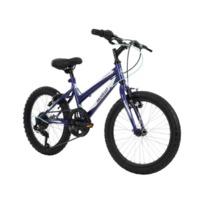 """Movelo Algonquin 18"""" Girls' Steel Mountain Bike Purple"""