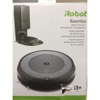 Irobot Roomba I3  Robot Vacuum With Automatic Dirt Disposal Disposal -