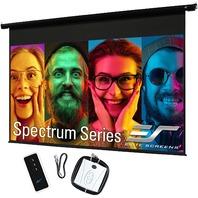 "Elite Screens Spectrum, 180"" Diag Drop Down Projector Screen"