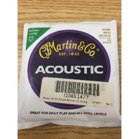 Martin M180 80/20 Bronze 12-String Acoustic Guitar