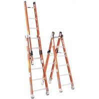 Werner 7806 Combination Step/Extension Ladder, 6-Foot