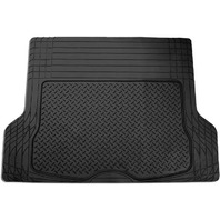 """FH GROUP Trimmable  55.5"""" x 42.5"""" Large Cargo Mat, Black"""