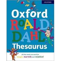 Oxford Roald Dahl Thesaurus