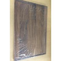 Black Walnut Chopping board w. juice groove