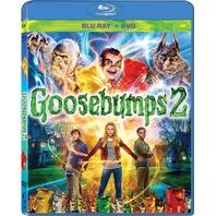 Goosebumps 2 [Includes Digital Copy] [Blu-ray/DVD] [2018]