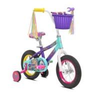"Little Miss Matched 12"" Girls Steel Bike"