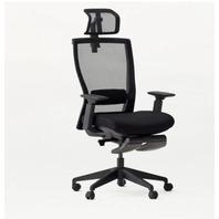 Autonomous ErgoChair Core (MyoChair) Ergonomic Office Chair - Black