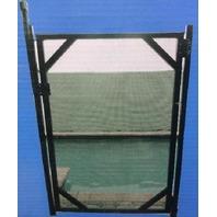 """Waterwarden 30"""" Inground Pool Gate, Beige , 4' (48"""" H)"""