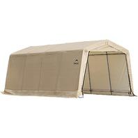 Shelterlogic 10 X 20- Feet New Auto Shelter,Tan