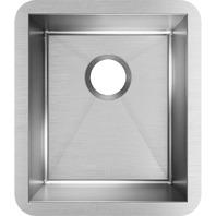 Elkay Crosstown Single Bowl Undermount Stainless Steel Kitchen Sink