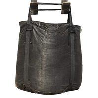 Bulk Bag,  3300lbs 1.5 ton Flat Bottom, Woven..