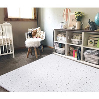 Forstart Non-toxic Foam Play Mat For Infants, Extra Large 59 X 59 x 0.79